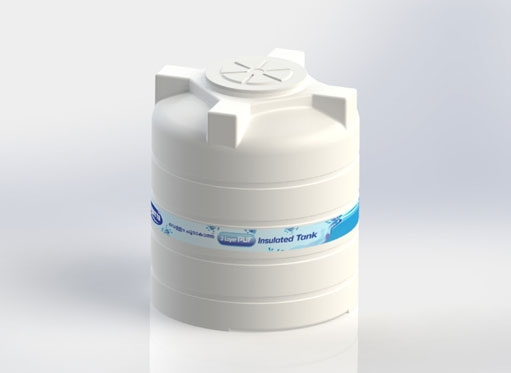 3 Layer White Water Tank